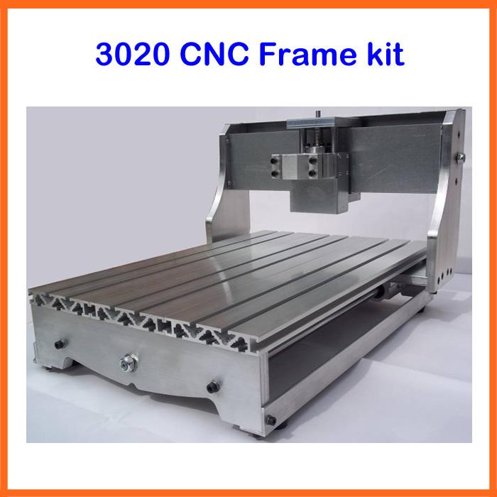 Быстроходный деревообрабатывающий фрезерный станок LY CNC 3020 CNC DIY 3020 3020 cnc frame