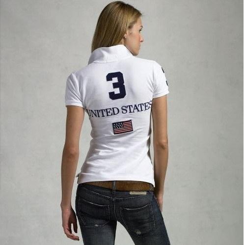 World Cup Women Soccer Jersey Fashion Designer Women's  Polo  Shirt Lady's Short Sleeve  Tees Women Polo Shirt With Logo(China (Mainland))