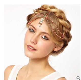Retro Europe Women Luxury Hair Accessories 2 colors Hair Claws Fashion accessories for hair barrette(China (Mainland))