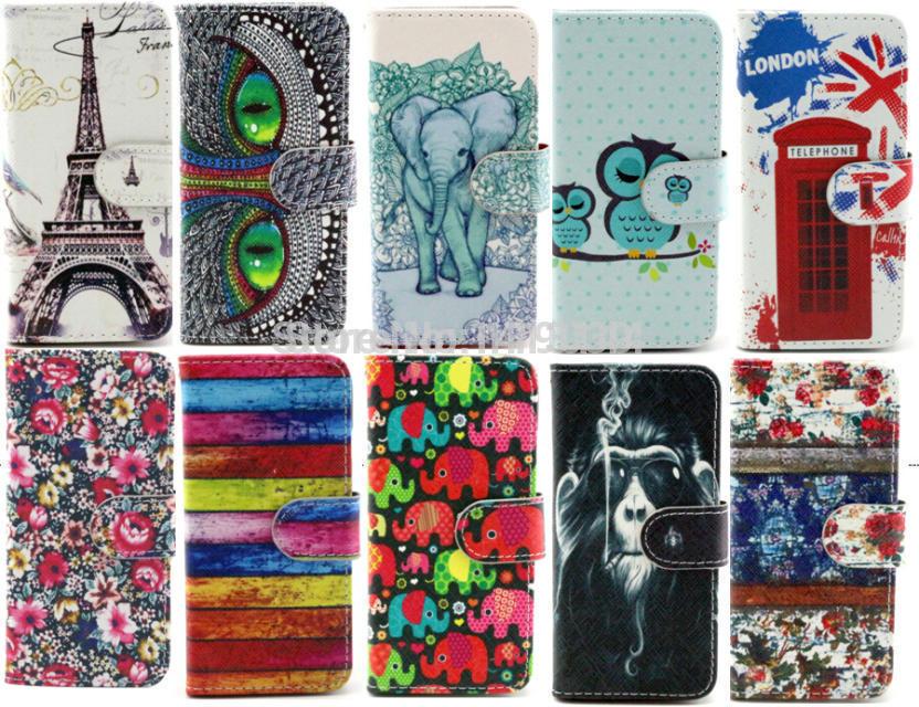 Для Iphone6 4,7 кожа, чехол дутый радуга леопардовый почерк стойка функция карта держатели телефон чехол чехол для Iphone 6 4,7