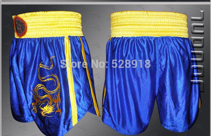 Men JDUDNL Boxing Fight Shorts MMA Boxing Trunks Martial Arts Boxing Sanda Shorts Muay Thai Shorts Muaythai Trunks(China (Mainland))