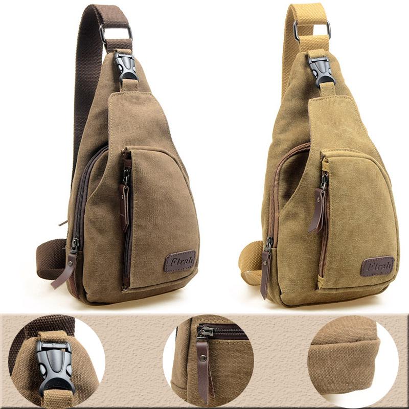 US STOCK ! Messenger Bag New Fashion Men Messenger Bags Casual Outdoor Travel Hiking Sport Canvas Male Shoulder Bag F50B9076#M1(China (Mainland))