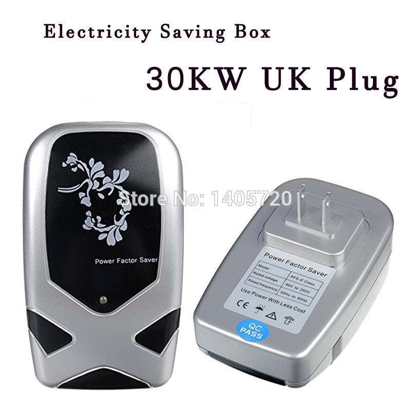 Free Shipping 30KW US Plug Power Saving Electricity Energy Saver Box Save 30%-50% for Home Electric Saver(China (Mainland))