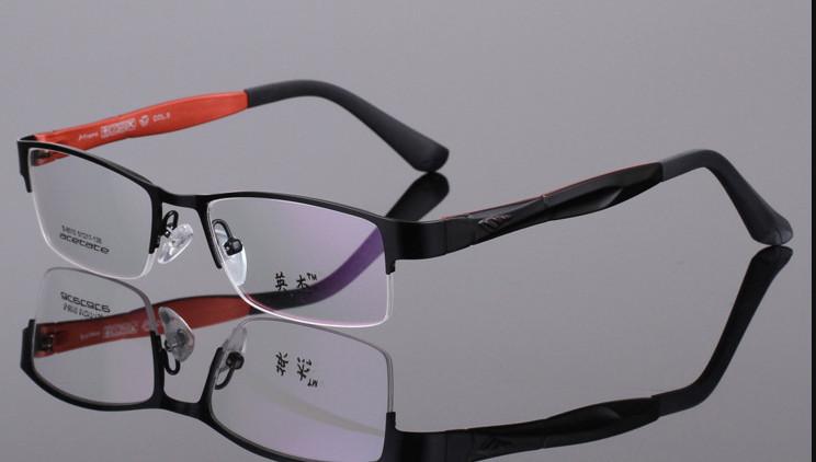 (5 pieces/lot) 2015 New Fashion metal Men Women Eyeglasses Frames acetate Frame Reading Glasses Frames Optical Eyewear Frames(China (Mainland))