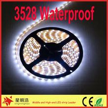 12v 5meter SMD 3528 60leds indoor self adhesive led strip light(China (Mainland))