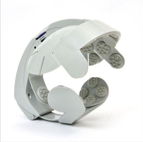 NEW USB Helmet Head Massager Scalp relaxation shaking vibration Stimulator Acupressure Massager Stress Relax Hair Loss(China (Mainland))