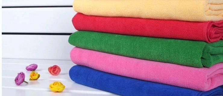 Hot wholesale!!! Free shipping 100% Micro fiber beach towel bath towels 60X120cm softness and comfortable fiber towels(China (Mainland))