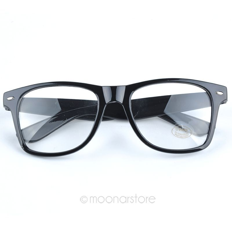 Fashion Unisex Clear Lens Wayfarer Nerd Glasses, Candy Colors Glasses for Women Wholesale Free Shipping(China (Mainland))