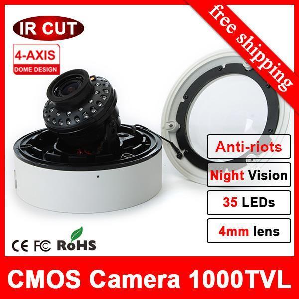 HD Infrared CCTV Camera 1000tvl 960H Security Thermal Camera CCTV Day Night vision IR Cut Sony CMOS Sensor HD Video Camera(China (Mainland))