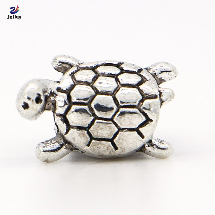 NEW Free Shipping 1pc Jewelry 925 silver Tortoise Bead Charm European Silver Bead Fit Pandora BIAGI
