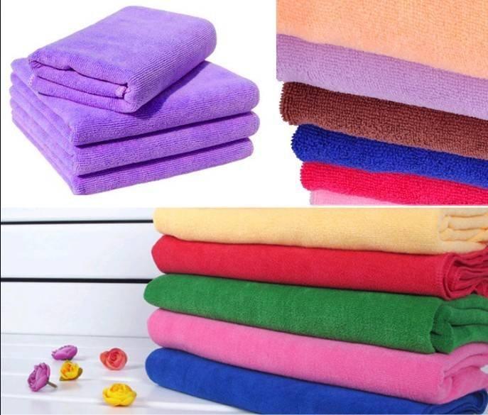 Hot wholesale!!! Free shipping 100% Micro fiber beach towel bath towels 70X140cm softness and comfortable fiber towels(China (Mainland))