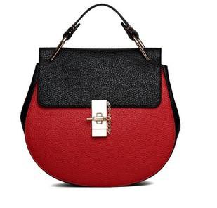Bolsas Femininas PU Leather Soft Hasp Korea Style Women Fashion