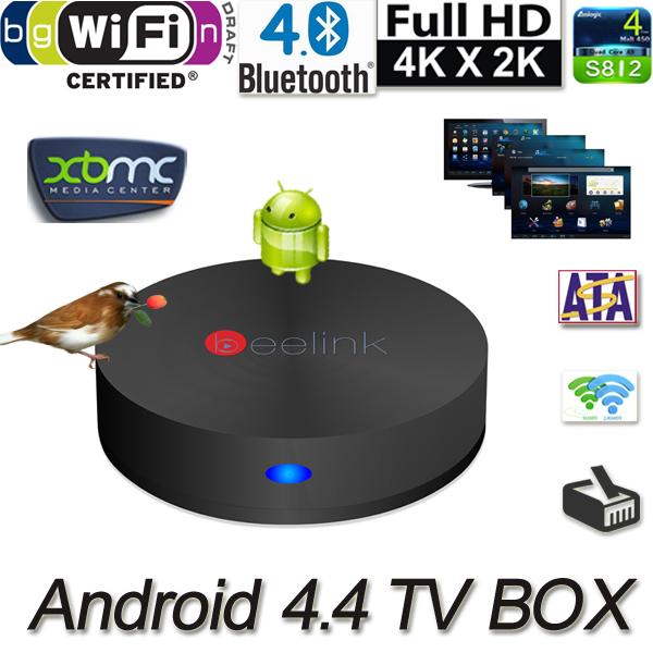 все цены на Телеприставка OEM Amlogic cortex/a9 S812 Beelink S82 4.4 TV Box 2G /16G XBMC Eshare DLNA h.264/h.265 4 k * 2 k Bluetooth 4.0 OTG S82 Plus онлайн