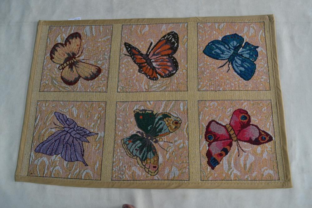Online kopen wholesale vlinderbad tapijten uit china vlinderbad tapijten groothandel - Versieren van een smalle gang ...