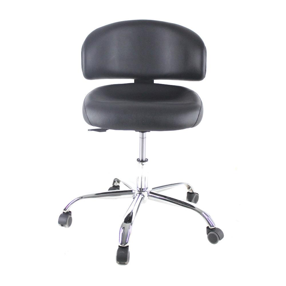 New Adjustable Swivel Bar Stools Pub Bar Casino Poker Chair Barstools - Black(China (Mainland))
