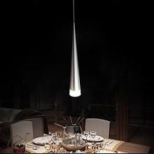 Aluminum Acrylic Modern LED Pendant Light Lamp For Home Livin Room Lustres e Pendentes Sala Teto