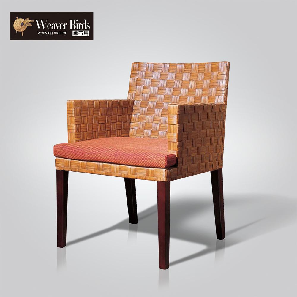 Weaver - rattan furniture rattan wicker chair leisure chair armrest Chair Hotel to discuss - carat armchair(China (Mainland))
