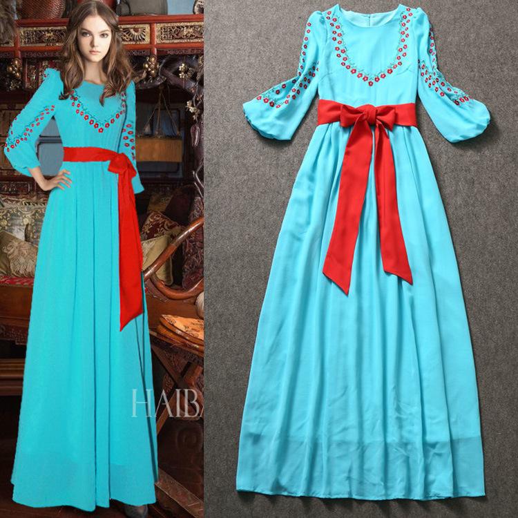 купить Женское платье 2015 /2015 15326 недорого