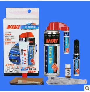 Point Bean Sylphy geniss vehicle for scratch repair pen up painting supplies promotional package deals(China (Mainland))