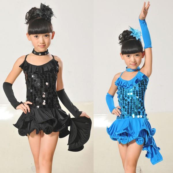 Латиноамериканский костюм для девочки своими руками