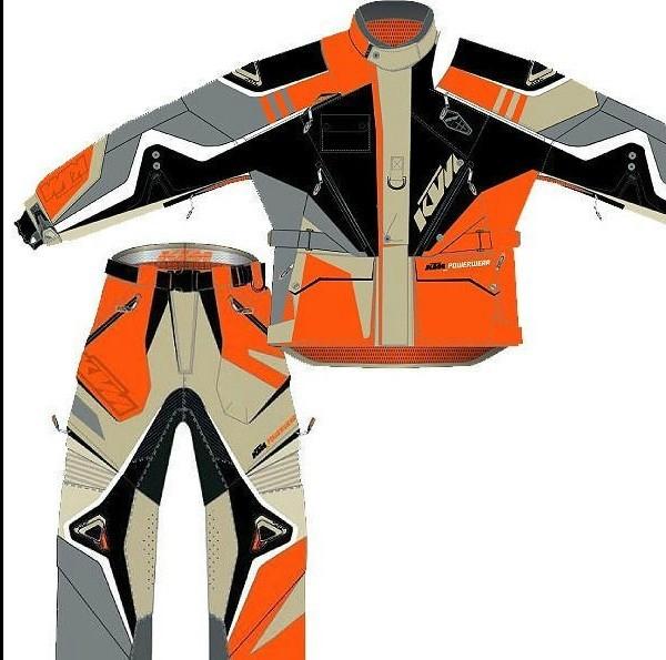 Защитная экипировка для мотоциклистов KTM