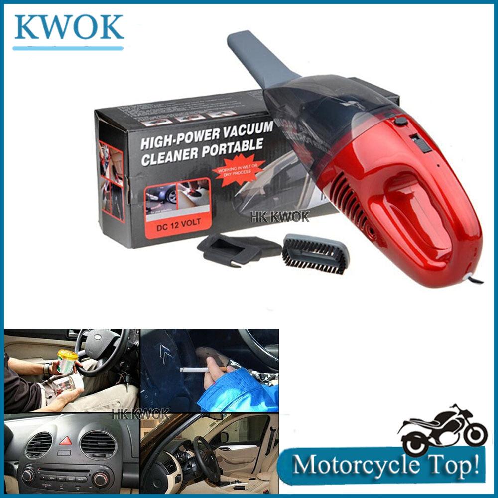 Автомобильный пылесос Car Vacuum and Suction Cleaner 12V