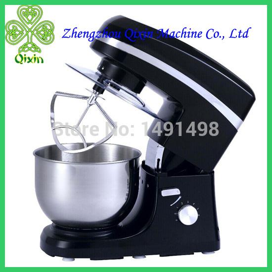 Top grade Electric kitchen aids mixer Blender food mixer machine stand dough mixer machine 5colors/5L/13500r/min(China (Mainland))
