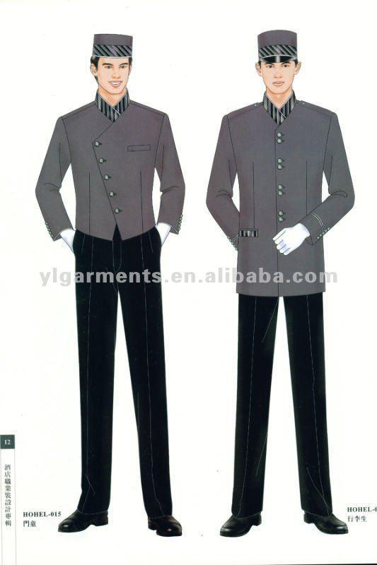 Sevice Hotel Staff Uniform(China (Mainland))