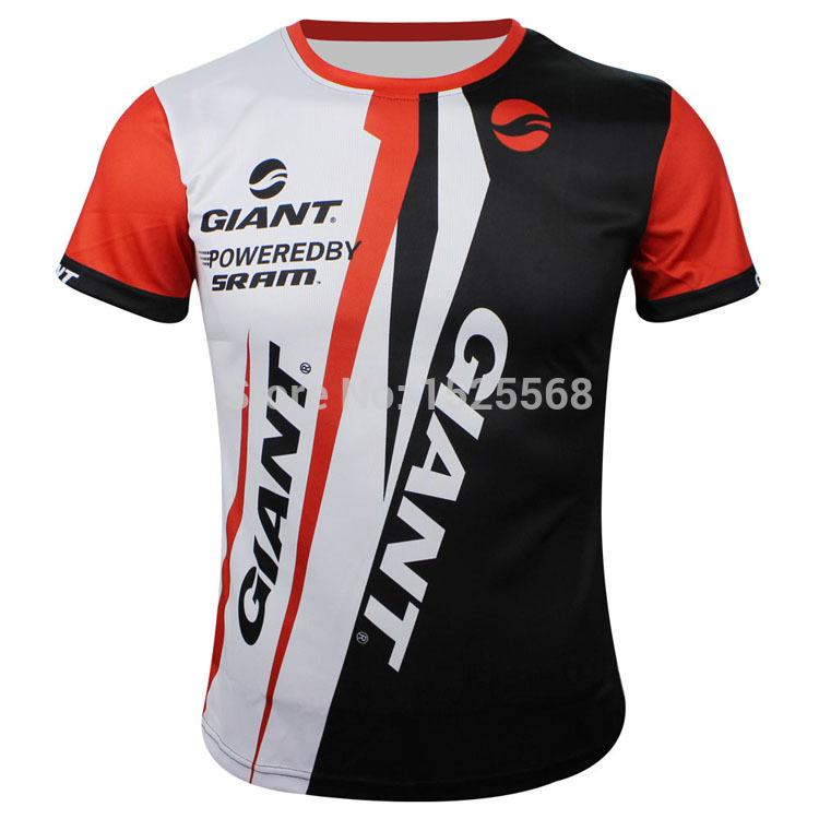 Giant Men 's men cycling shirt cycling Jersey bicycle bike Clothing/jerseys Short Sleeve t shirt cycling shirts quick dry(China (Mainland))