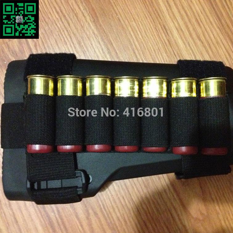 Shotgun Ammunition Carrier Shotgun Ammo Pouch Carrier