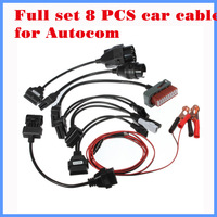 8PCS Cars Cables Set For CDP Pro DS150E TCS CDP Cars Diagnostic Interface Cable