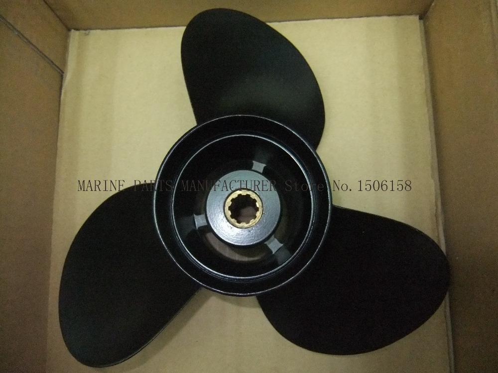 Popular suzuki propeller from china best selling suzuki for Housse moteur hors bord mercury