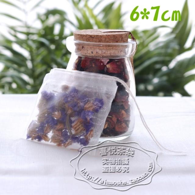 60 70 mm high material suction line nylon nylon bag tea bag tea coffee bags wholesale