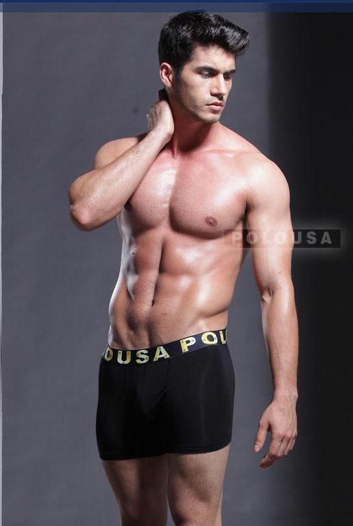 Promoci n de boxeadores de largo compra boxeadores de - Marcas de ropa interior para hombre ...