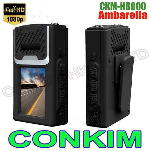 "Free shipping new Car DVR H8000 1080P Car Black Box 2.4"" LCD 8M CMOS Sensor G-Sensor Ambarella Chip H.264 Video(China (Mainland))"