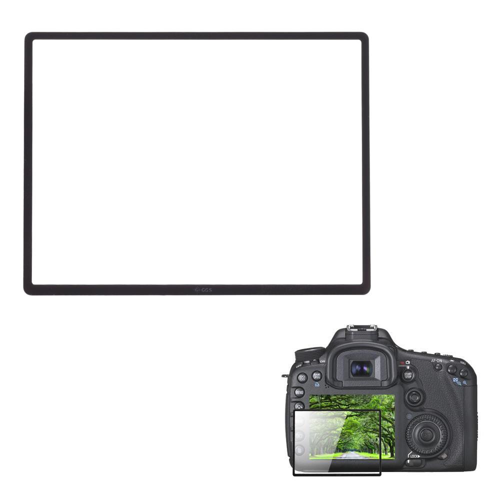 LARMOR GGS IIII Self-Adhesive Optical Glass LCD Camera Screen Protector for Canon 7D(China (Mainland))