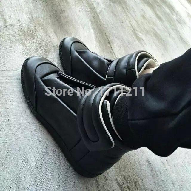 Comprar qualidade agradável Maison Martin Margiela alto de calçado para homens calçados esportivos no preço barato(China (Mainland))
