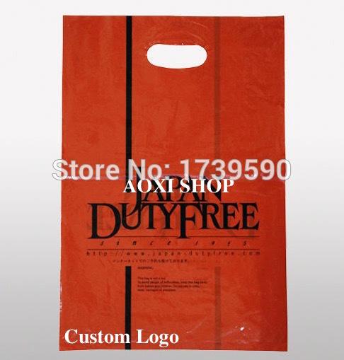 Customized Logo printed useful plastic bag promotion plastic bag shopping bag wholesale(China (Mainland))