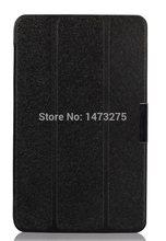 Роскошный тонкий ультра тонкий магнитные смарт стенд складки флип кожаный чехол чехол для Asus VivoTab примечании 8 M80TA 8 » окна 8.1 планшет
