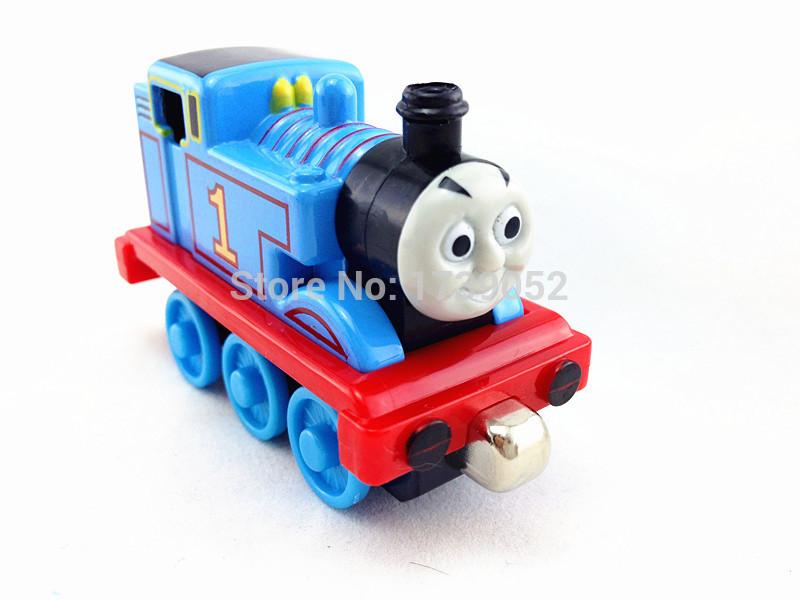 Thomas & Friends Matel Diecast NO.1 THOMAS Toy Train Cars Kid Toy loose Free Shipping(China (Mainland))