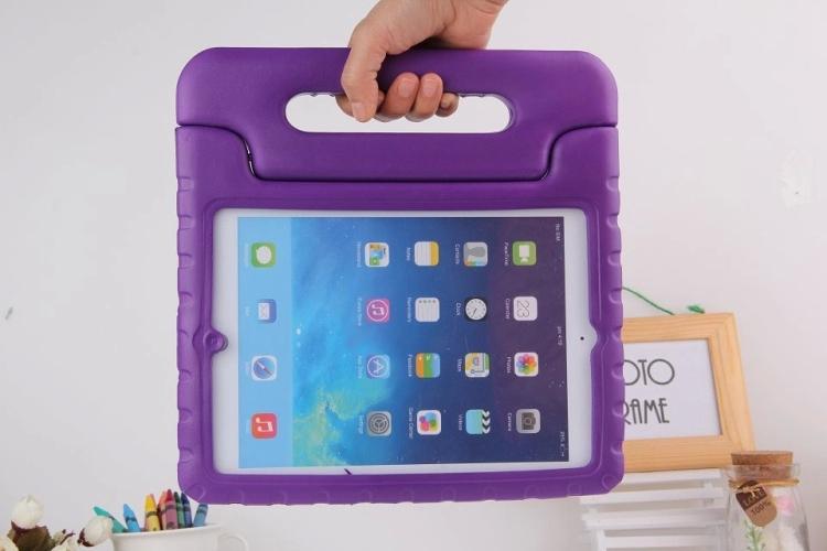 1230 Fun Cartoon Kids Portable Drop For iPad 2 3 4 Guy Case Silicon Cover Protective