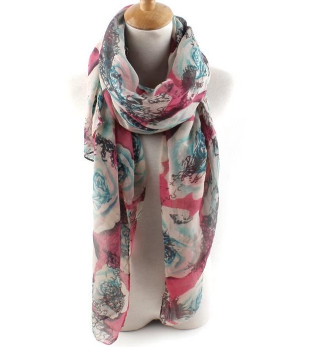 20 pcs/lot Free shipping 180*90 cms cotton polyester scarf fashion shawl cheap scarves 2015 New shawls retail wholesale(China (Mainland))