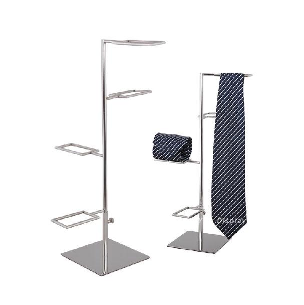Free Shipping Tie Display Necktie Display Rack Multilayer Necktie Stand Tie Holder Scarf Display Holder Scarf Stand RTD004(China (Mainland))