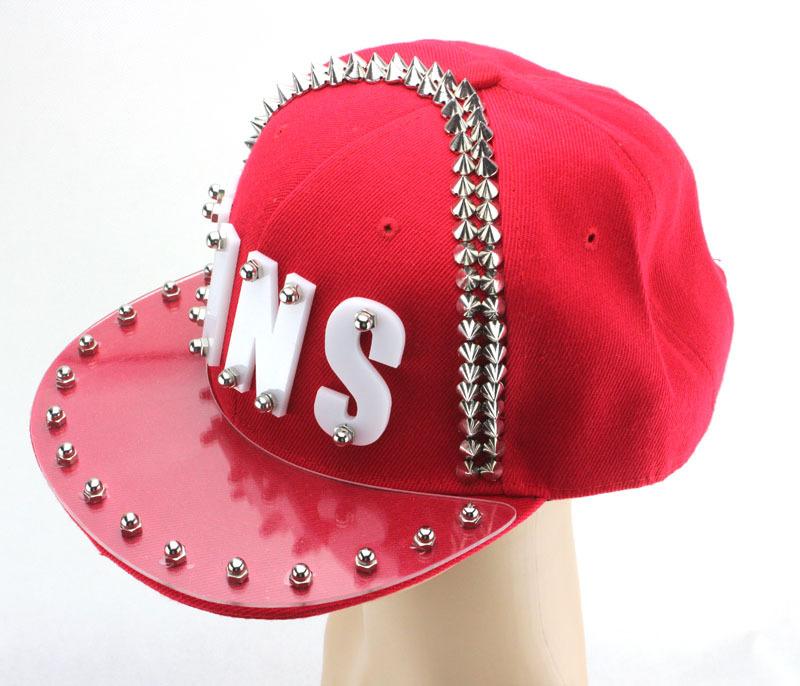 2015 New hot Adult hat fashion pearl hat baseball cap Kiss cap adult cap free shipping(China (Mainland))