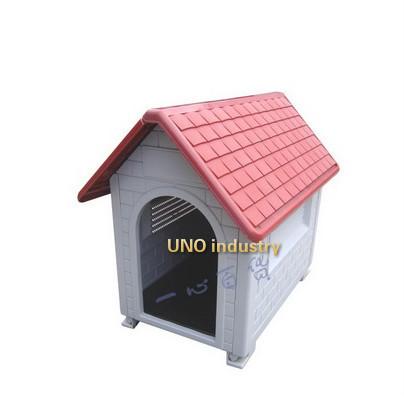 montage facile en plastique chien maison cage de chien en plastique plastique pet maison. Black Bedroom Furniture Sets. Home Design Ideas