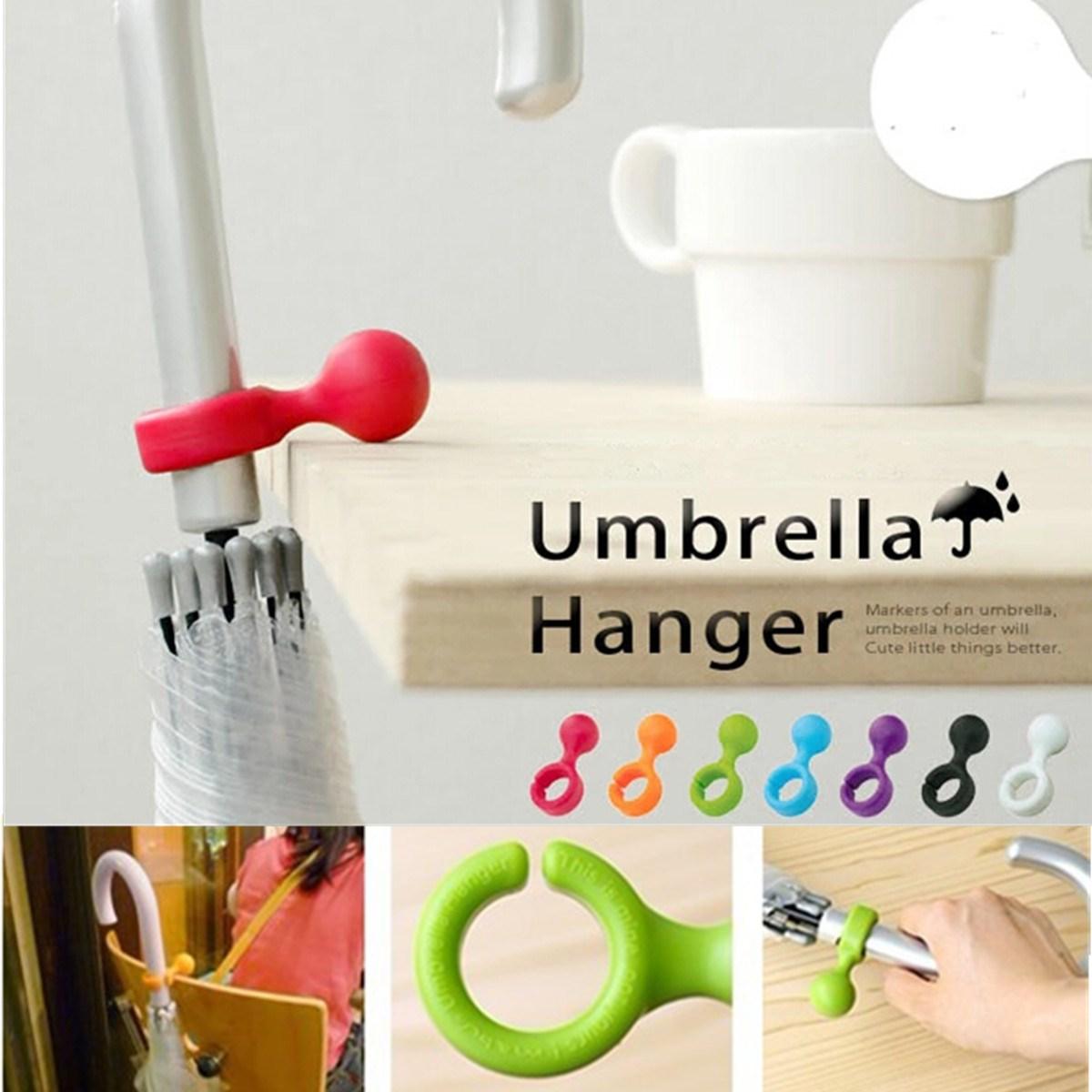 современный дизайн милый пластиковый удобный мини-зонт