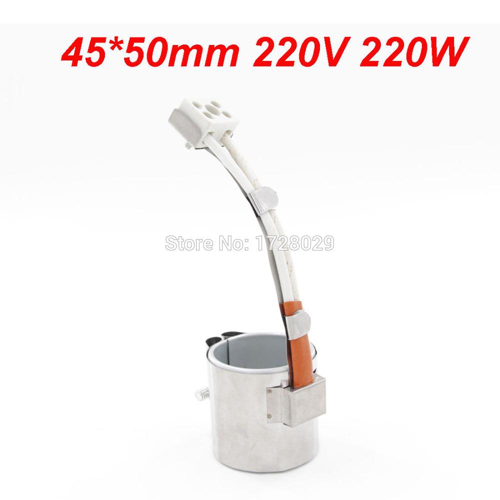 Reasonable Price Band Heater 45*50mm 220W 220V(China (Mainland))