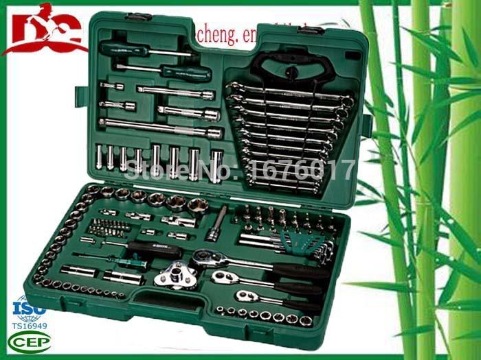 Combination hand tools set;socket wrench sets(China (Mainland))