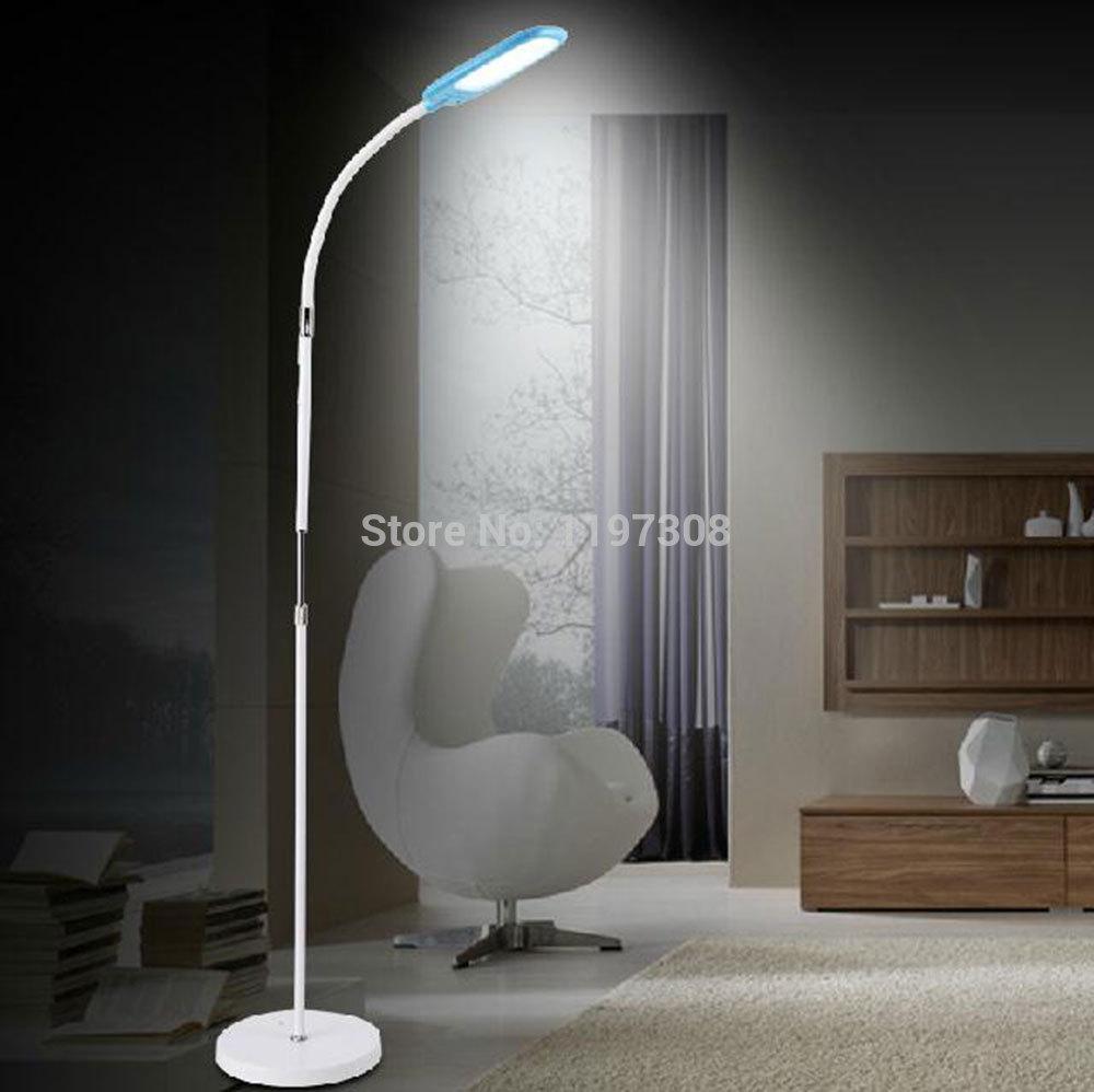 2015 New Arrival Top Fashion black/white/pink/blue/green lampshade Modern Led Floor Lamps Luminaria De Mesa Abajur Floor Lamp(China (Mainland))