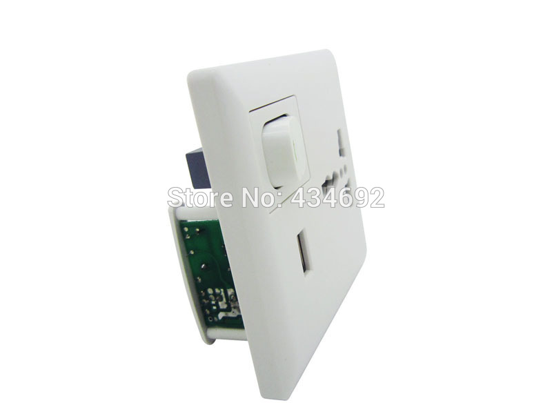 Multi function USB Wall Switching Power Supply Three plug Power Supply Free Shipping